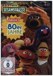 Sesamstraße Classics - Die 80er Jahre, 2 DVD