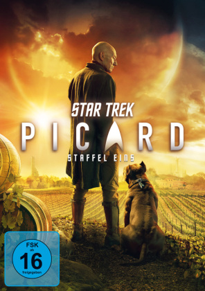 Star Trek Picard, 4 DVD