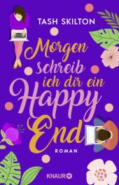 Morgen schreib ich dir ein Happy End Cover
