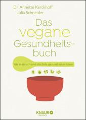 Das vegane Gesundheitsbuch Cover