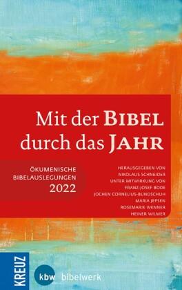 Mit der Bibel durch das Jahr 2022
