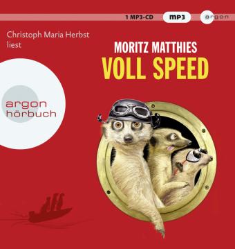 Voll Speed, 1 Audio-CD, MP3