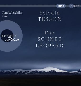 Der Schneeleopard, 1 Audio-CD, MP3
