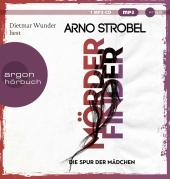 Mörderfinder - Die Spur der Mädchen, 1 Audio-CD, MP3