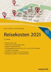 Reisekosten 2021 - inkl. Arbeitshilfen online