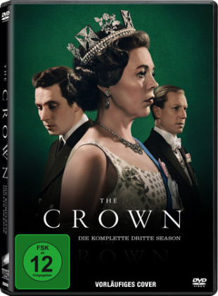 The Crown, 4 DVD