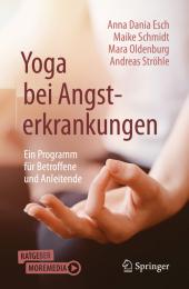 Yoga bei Angsterkrankungen