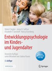 Entwicklungspsychologie im Kindes- und Jugendalter, m. 1 Buch, m. 1 E-Book