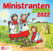 Ministranten-Wandkalender 2022