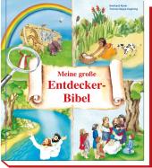 Meine große Entdecker-Bibel Cover