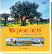 Wo Jesus lebte Cover