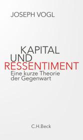Kapital und Ressentiment Cover