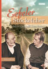 Eefeler Stöckelcher, m. 1 Buch, m. 1 DVD-ROM, 2 Teile