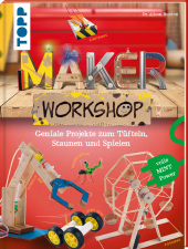 Maker Workshop Cover