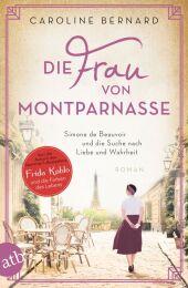 Die Frau von Montparnasse Cover
