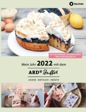 Mein Jahr 2022 mit dem ARD Buffet. Lecker - nützlich - kreativ Cover