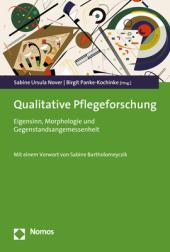 Qualitative Pflegeforschung
