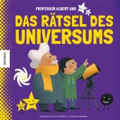 Professor Albert und das Rätsel des Universums Cover