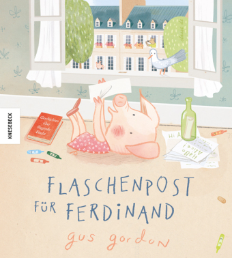 Flaschenpost für Ferdinand