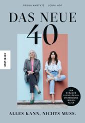 Das neue 40 - Alles kann, nichts muss Cover