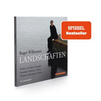 Roger Willemsens Landschaften., 1 Super-Audio-CD (Hybrid)