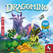 Dragomino (Kinderspiel) Cover