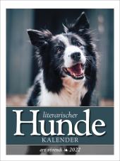 Literarischer Hunde-Kalender 2022