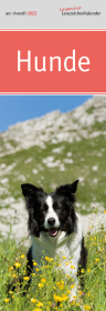 Lit. Lesezeichenkalender Hunde 2022