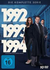 1992-1993-1994 - Die Polit-Trilogie - Die komplette Serie, 10 DVD