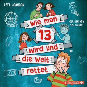 Wie man 13 wird und die Welt rettet, 2 Audio-CD