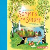 Sommer auf Solupp, 3 Audio-CD
