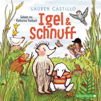 Igel und Schnuff, 1 Audio-CD