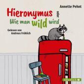 Hieronymus oder Wie man wild wird, 2 Audio-CD