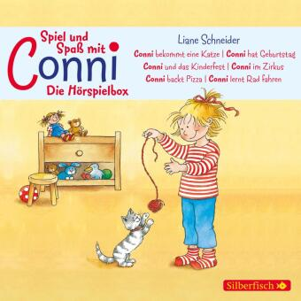 Spiel und Spaß mit Conni, Audio-CD