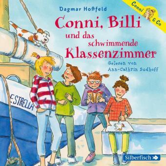 Conni, Billi und das schwimmende Klassenzimmer, 2 Audio-CD