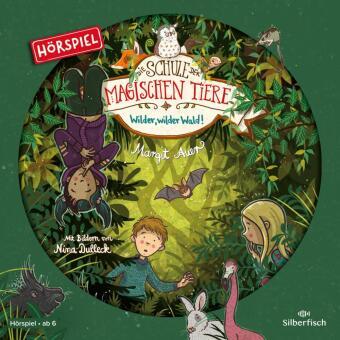 Wilder, wilder Wald! Das Hörspiel, 1 Audio-CD