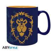 ABYstyle - World Of Warcraft Alliance 460 ml Tasse
