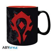 ABYstyle - World Of Warcraft Horde 460 ml Tasse