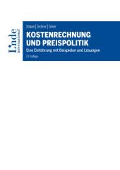 Kostenrechnung und Preispolitik