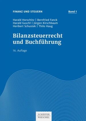 Bilanzsteuerrecht und Buchführung