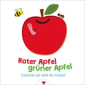 Roter Apfel, grüner Apfel - Entdecke die Welt der Farben