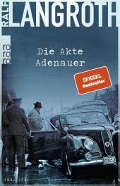 Die Akte Adenauer Cover