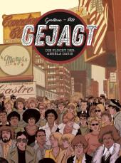 Gejagt: Die Flucht der Angela Davis Cover