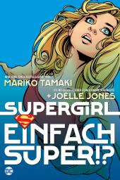 Supergirl: Einfach super!? Cover