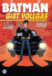 Batman gibt Vollgas Cover