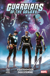 Guardians of the Galaxy - Neustart