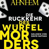 Die Rückkehr des Würfelmörders, 2 Audio-CD, 2 MP3