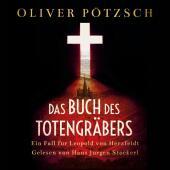 Das Buch des Totengräbers, 2 Audio-CD, 2 MP3 Cover