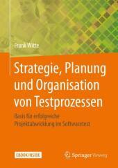 Strategie, Planung und Organisation von Testprozessen