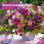 Blumenzauber Kalender 2022 - 30x30